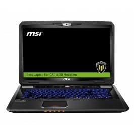 Ordenador Portátil WT72 6QN Quadro M4000M