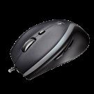 Ratón Logitech Corded Mouse M500 - Con cable