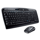 Kit de Teclado y Ratón Logitech Wireless Desktop MK330 - Inalámbrico