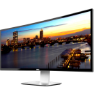 Monitor de LED IPS Ultrapanorámico Curvo de 34 pulgadas Dell Ultrasharp U3415W