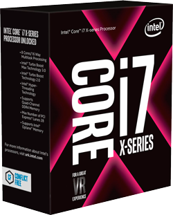 Procesador Intel Core i7 7820X