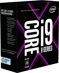 Procesador Intel Core i9 7900X