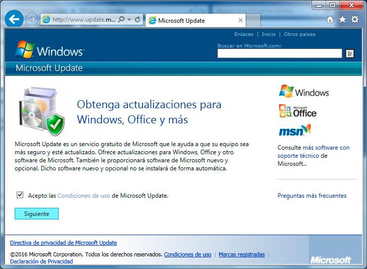 Noticias - Medio de instalación de Windows 7 SP1 x64 Español/Inglés ...